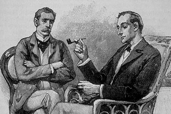 Sherlock Holmes (Sidney Paget)