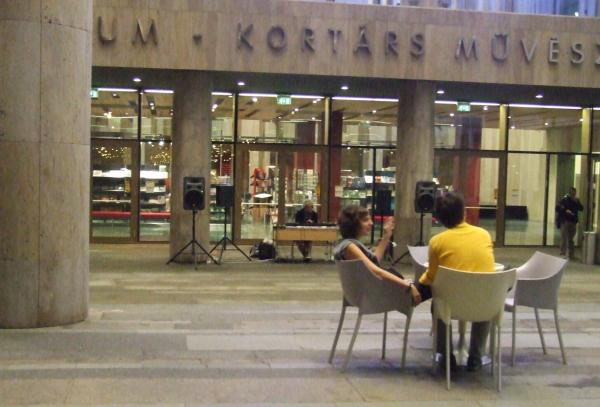 Szuper hétvége - Ludwig Múzeum (Dj Palotai)
