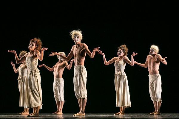 Hat tánc - Modern+1