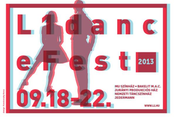 L1danceFest 2013 - logó