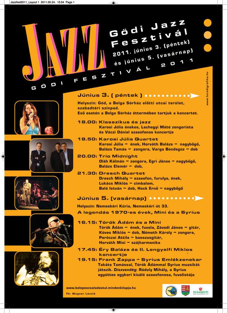 Gödi jazzfesztivál