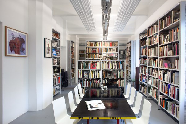 OstLicht Bibliothek