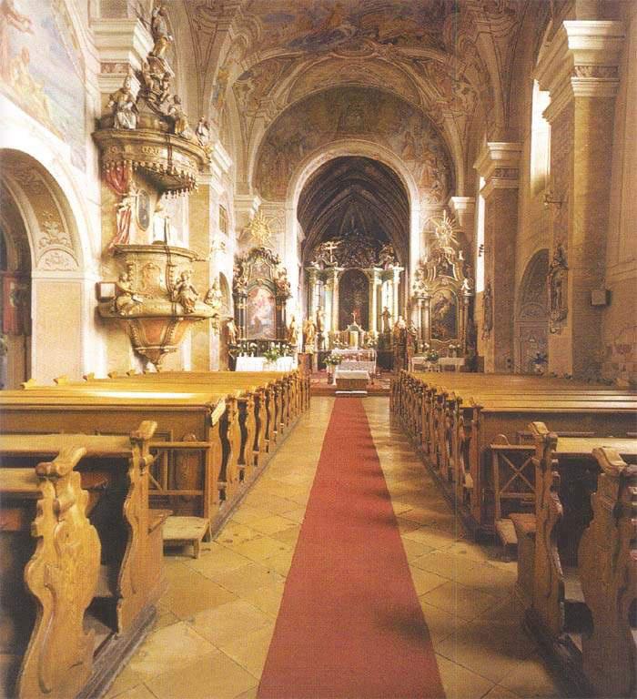 Ferences templom, Gyöngyös