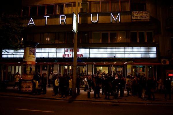 Átrium Film-Színház (fotó Pataki Mihály)