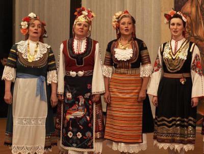 Hangok Hangjai Bolgár Énekegyüttes