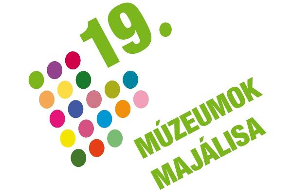 Múzeumok Majálisa logo