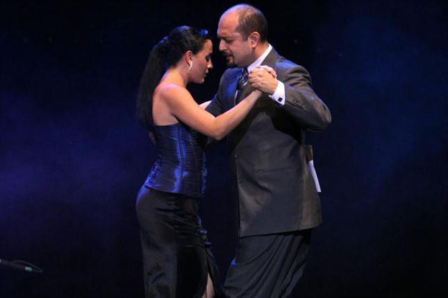 Diego Benavidez Hernandez és Natasha Agudelo Arbolade