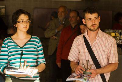 Erdődy Anita és Frendl József