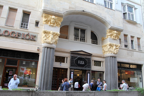 FUGA Budapesti Építeszeti Központ
