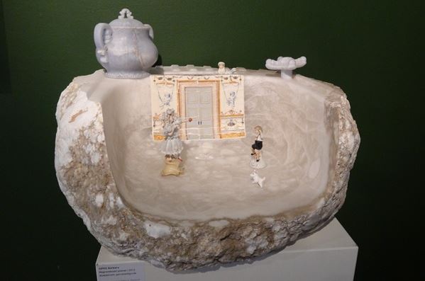 Erdész Galéria - Sípos Barbara kiállítása