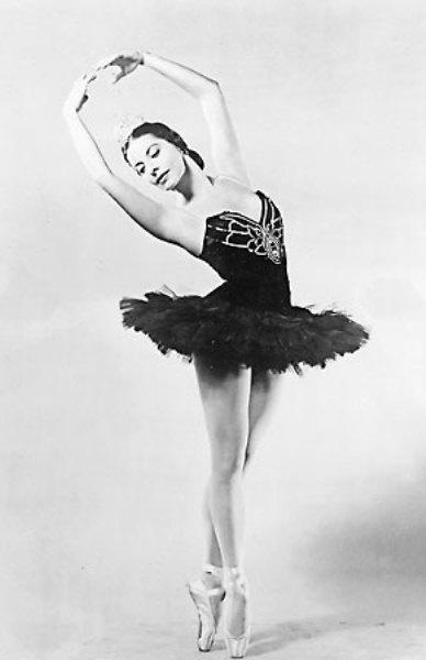 Alicia Alonso - 1955