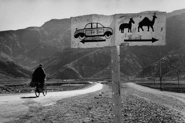 A Haibár-hágóhoz vezető út, Afganisztán (1955)