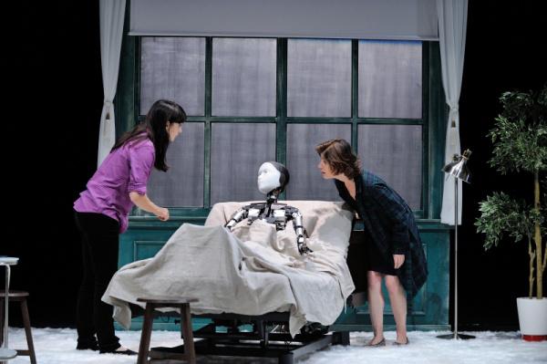 Robotszínház