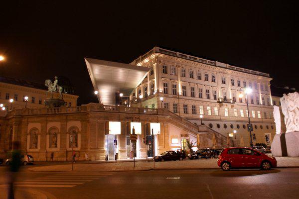 Albertina, Bécs