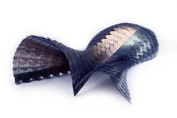 Laokoon mozgó szövet - Tervező: Szentirmai-Joly Zsuzsanna