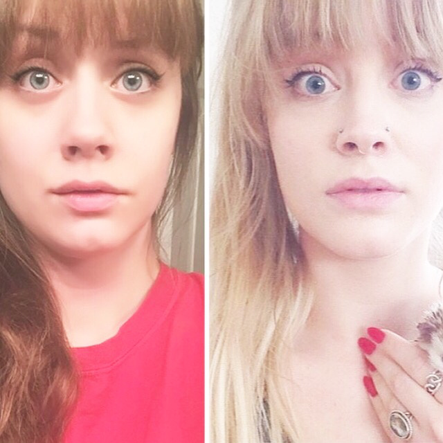 Figyelem, a képen két különböző személy látható!