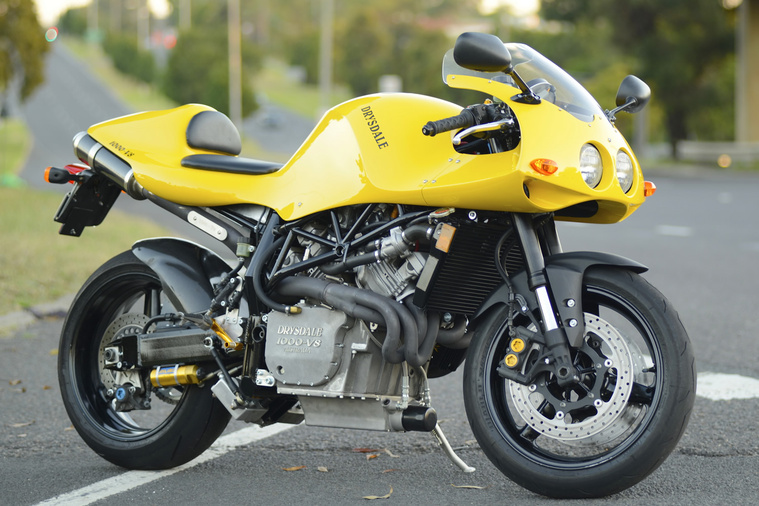 Drysdale 1000 V8