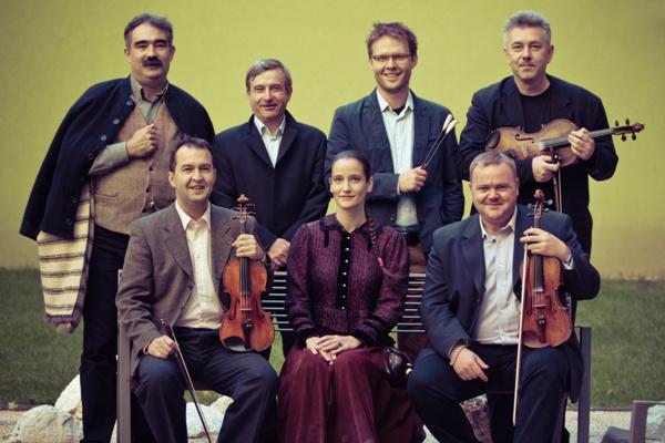 Fonó Zenekar és a Musica Profana