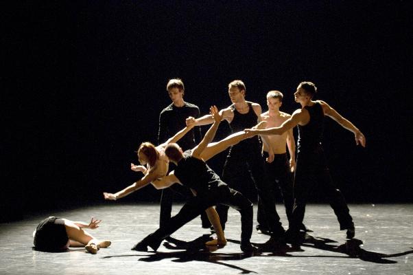 Haláltánc-variációk - Pécsi Balett