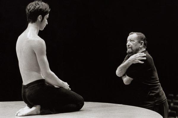 Maurice Béjart, Octavio de La Roza - Lausanne, 2008