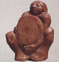 Csíkszentmihályi szobor
