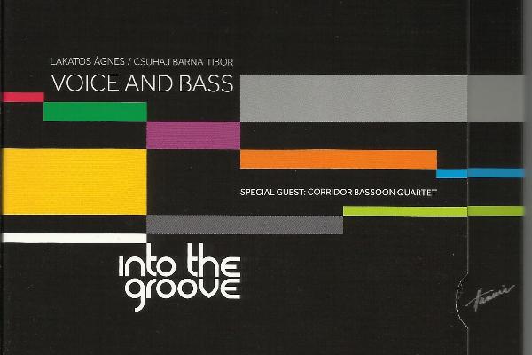 Lakatos Ágnes - Into the Groove - lemezborító