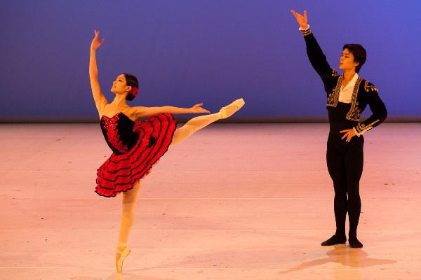 Ikegami Saya, Minamizawa Yukihiro - Don Quijote - MTF vizsgakoncert 2014