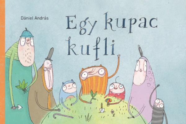 Egy kupac kufli - Dániel András (Pozsonyi Pagony Kiadó)