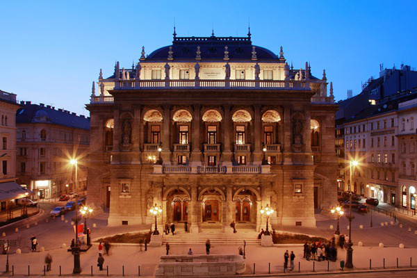 Magyar Állami Operaház épülete