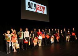 jazzy díjátadó