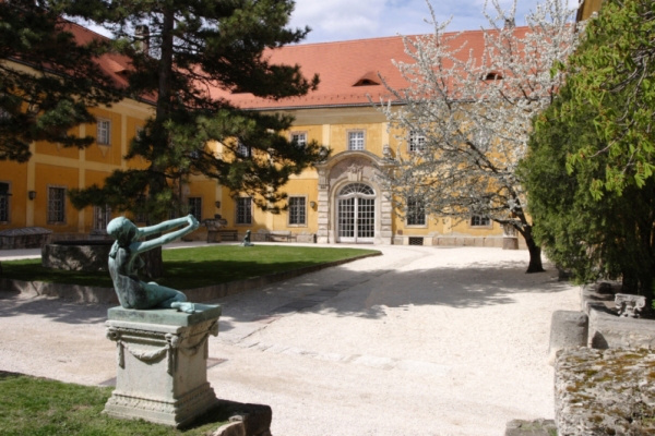 Kiscelli Múzeum épulete