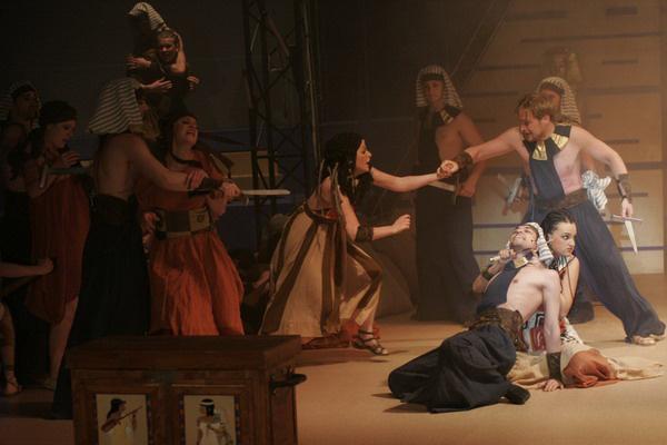 Aida, Békéscsaba
