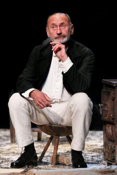 Reviczky Gábor a Vitéz lélek c. előadásban
