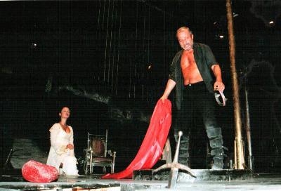 Macbeth (Drámai Színház, Jereván)