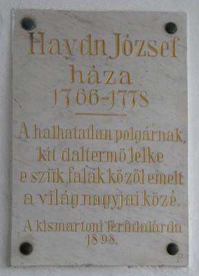 Haydn József Háza