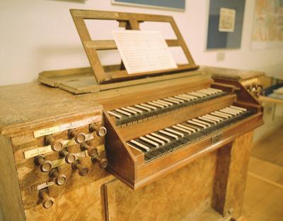 Egyházmegyei Múzeum, orgona