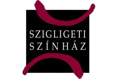 Szolnoki Szigligeti Színház logo