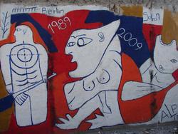 Az első téglát a berlini falból a soproni eemények ütötték ki