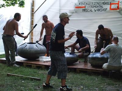 Kísérleti zenei műhely (Sziget 2009)
