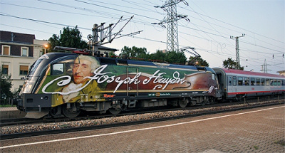 Haydn-mozdony