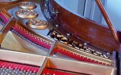 Rönisch zongora