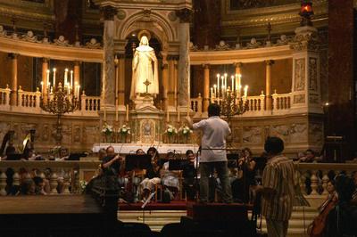 Budapesti Filharmóniai Társaság Zenekara, Ertüngealp