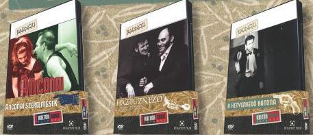 KultúrSokk DVD-k