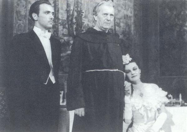A hattyú - Benkő Gyula, Lehotay Árpád, Tolnay Klári (Vígszínház, 1945)