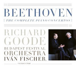 Goode, Fischer, Beethoven-CD