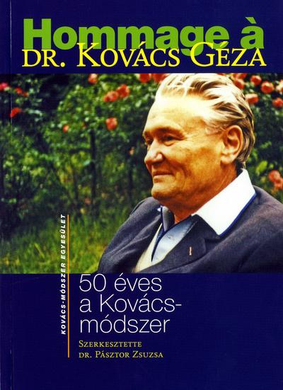 Hommage a Dr. Kovács Géza, könyv