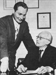 Gabriel és Walter von Wayditch