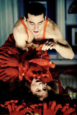 Lorenzaccio (Maladype Színház - fotó: Udvardy Dávid)