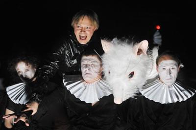 Hamlet - Vilniusi Városi Színház