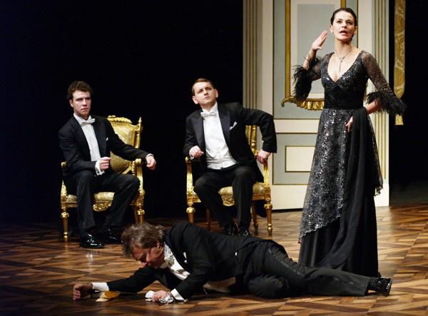 Játék a kastélyban (Vígszínház - fotó: SzoFi)